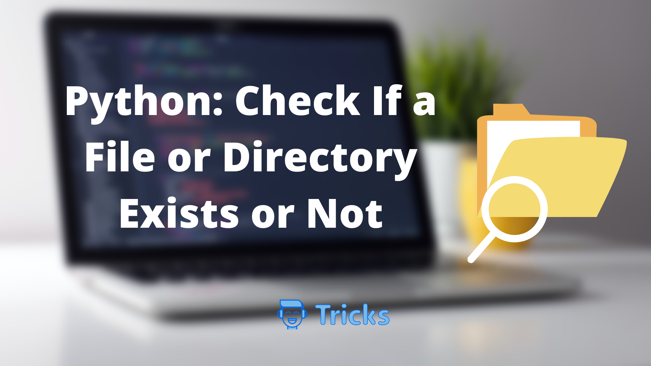 python check if directory exists